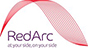 Red Arc Logo