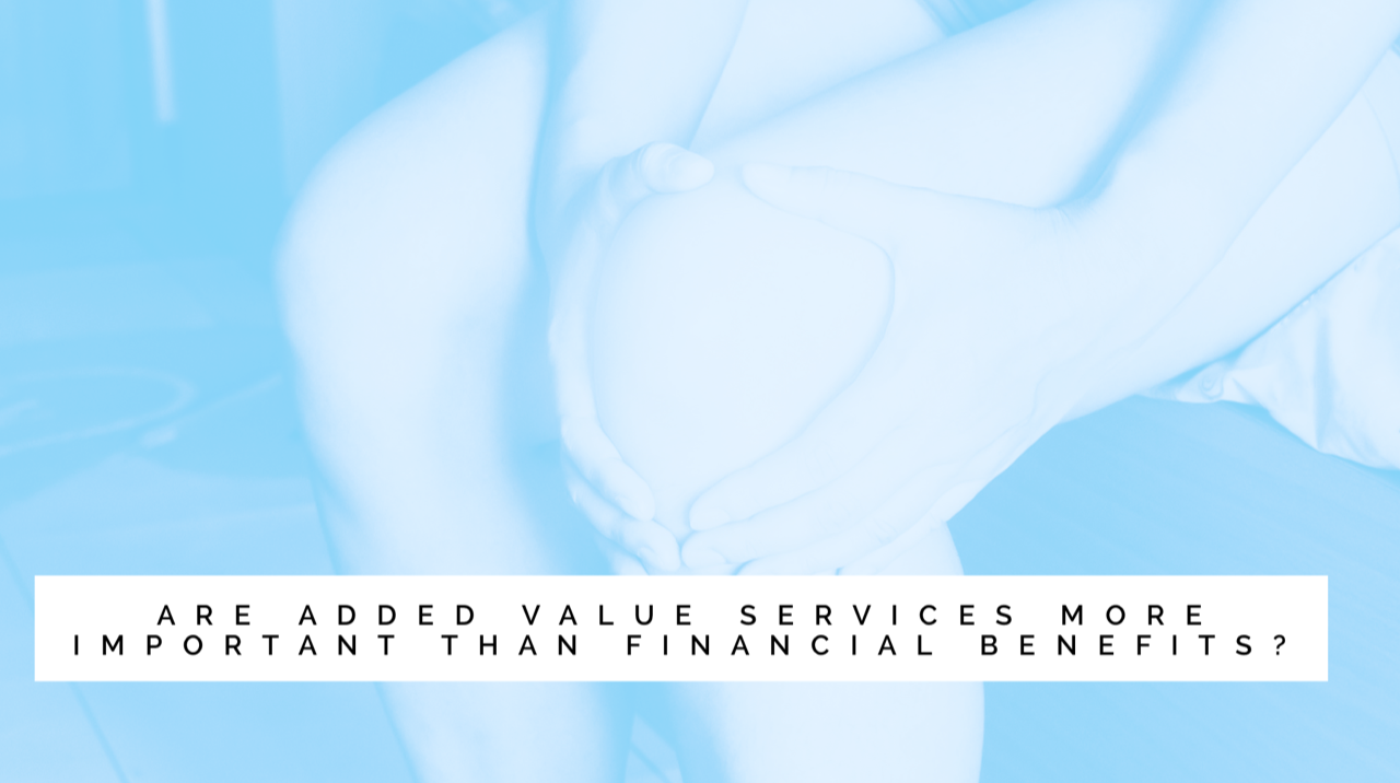 Are added value services more important than the financial benefits on protection products?